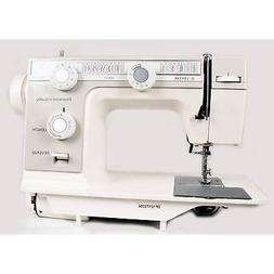 Goldstar Flat Bed Sewing Machine with Bonus Carrying Case/ B
