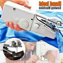 Hand Held Sewing Machine Singer Portable Stitch Sew Quick Ha