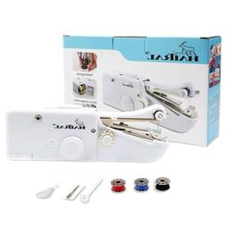 HAITRAL Handheld Sewing Machine Portable Quick Stitch Tool f