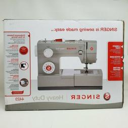 Singer Heavy Duty Sewing Machine Gray 037431883018