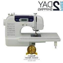 Heavy Duty Sewing Machine Industrial 60 Stitches LCD Screen
