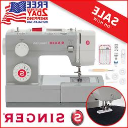 Singer Heavy Duty Sewing Machine Portable Industrial Leather