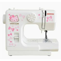 JANOME Hello Kitty Compact Electric Sewing Machine KT-W from