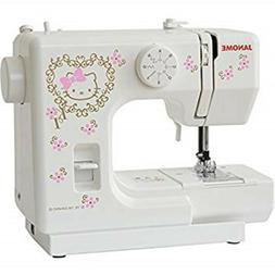 Janome Hello Kitty sewing machine electric sewing machine KT