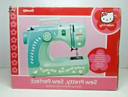 Janome Hello Kitty Sewing Machine In Box Model 11706 Mint Gr