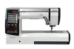 Janome Horizon Memory Craft 12000 Embroidery and Sewing Mach