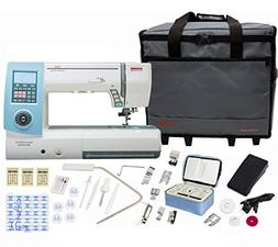Janome Horizon Memory Craft 8900QCP Special Edition Sewing a