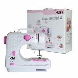 Household Sewing Machine Free-Arm Sewing Machine with 12 Bui