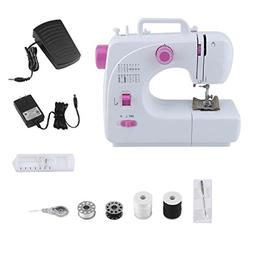 Belovedkai Household Sewing Machine Multifunction Double Thr