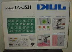 Juki HZL-70HW Compact Size Computerized Sewing Machine with