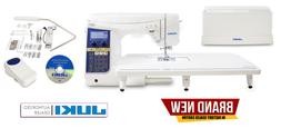 Juki HZL-DX7 Professional Computerized Quilting + Sewing Mac