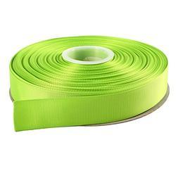"ITIsparkle 1"" Inch Grosgrain Ribbon 50 Yards-Roll Set For Gi"
