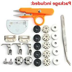 Industrial Needle Sewing Machine Parts 13 Piece Presser Set