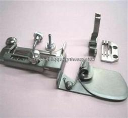 Industrial Sewing Machine Clean Finish Shirt Tail Hemmer Set