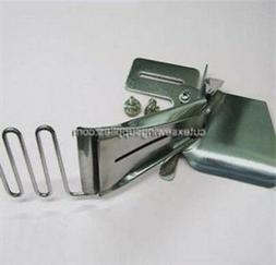 Industrial Sewing Machine Double Fold Binder / Binding Attac