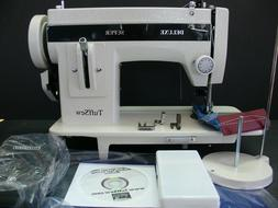 industrial walking foot heavy duty sewing machine
