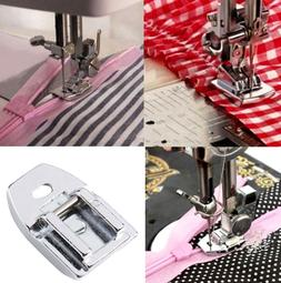 Invisible Concealed Snap On Zipper Zip Foot For Sewing Machi