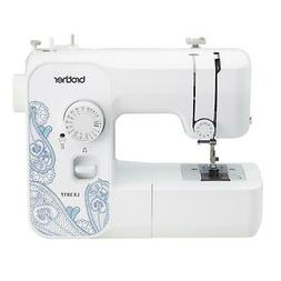 Brother Jam Resistant LX3817 Full Size Sewing Machine with 1