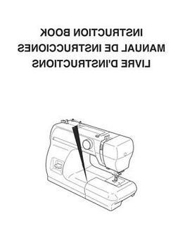 janome 2212 sewing machine instruction
