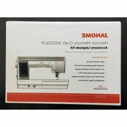 Janome Horizon Memory Craft 9400 QCP Upgrade Kit New