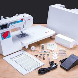 Janome Mod-81100DCQ Computerized Sewing Machine with Bonus Q