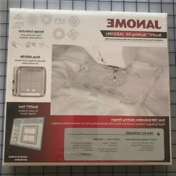 Janome Sewing Machine Acufil Quilting Kit ASQ18b for Memory