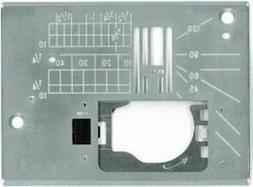 Janome Sewing Machine Straight Stitch Needle Plate 3160 4936