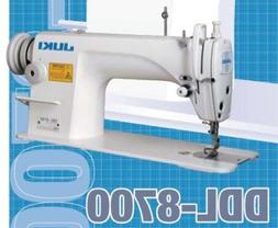 JUKI DDL-8700 1-Needle Lockstitch Straight Stitch Sewing Mac