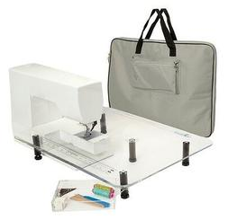 Janome Sewing Machine - ULTIMATE Sew Steady Extension Table