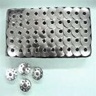 100 Metal Bobbins For Juki DDL-8700 Single Needle Lockstitch
