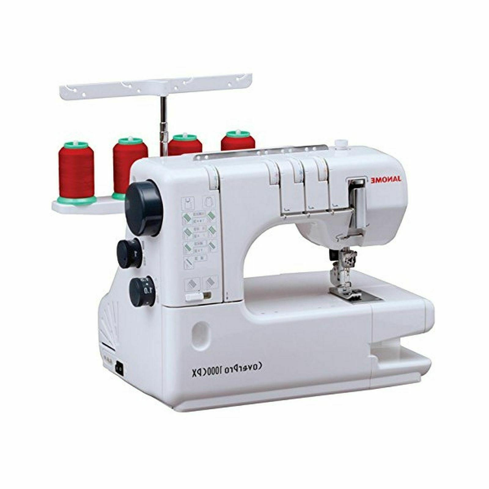 Janome Sewing Machine Package