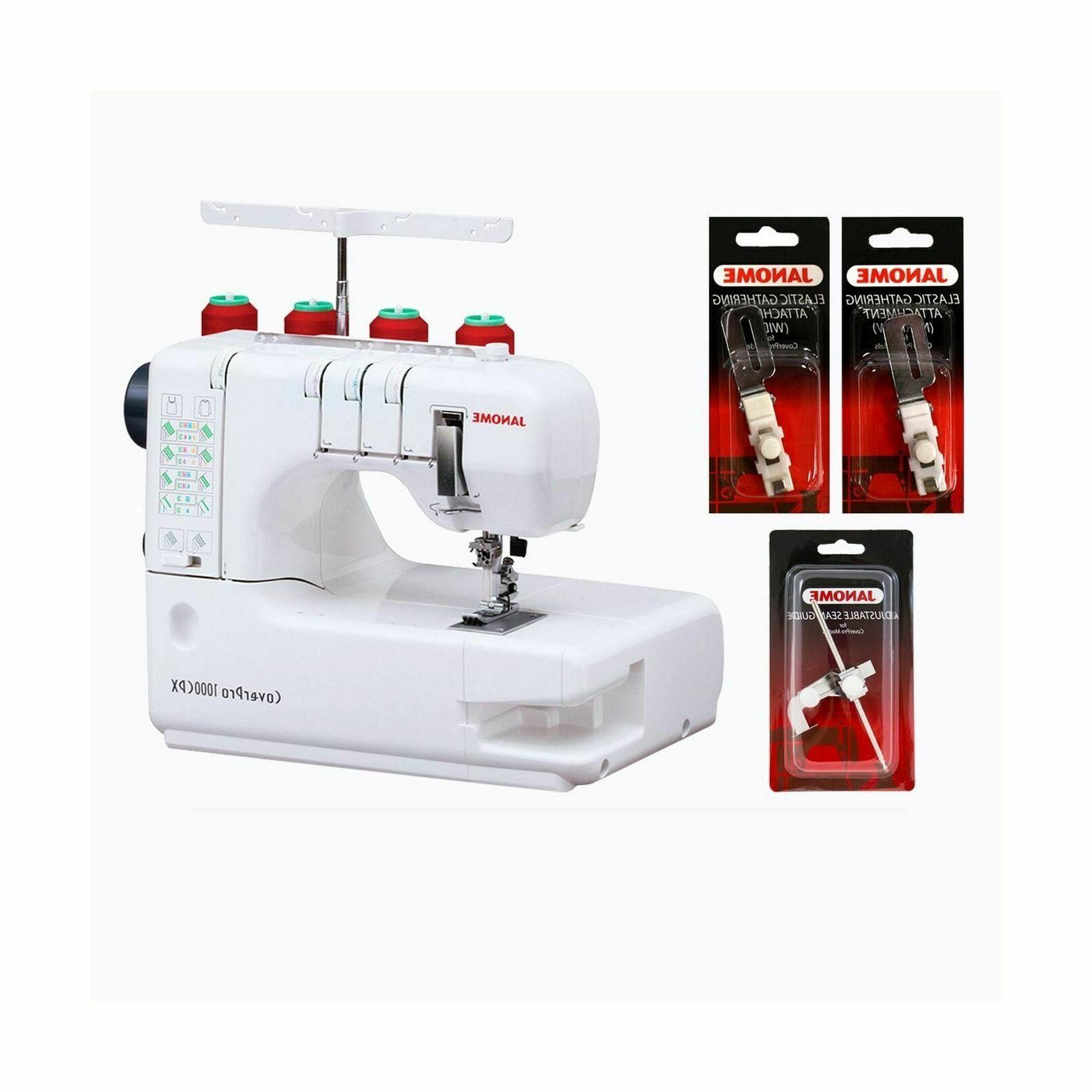 1000cpx coverpro coverstitch sewing machine w bonus
