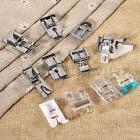 11pcs Sewing Machine Foot Stitch Presser for Brother Singer