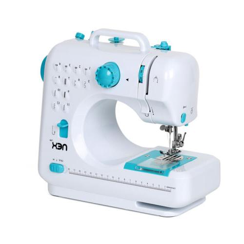 With 12 Built-In Stitches Free-Arm Sewing NEX Mini