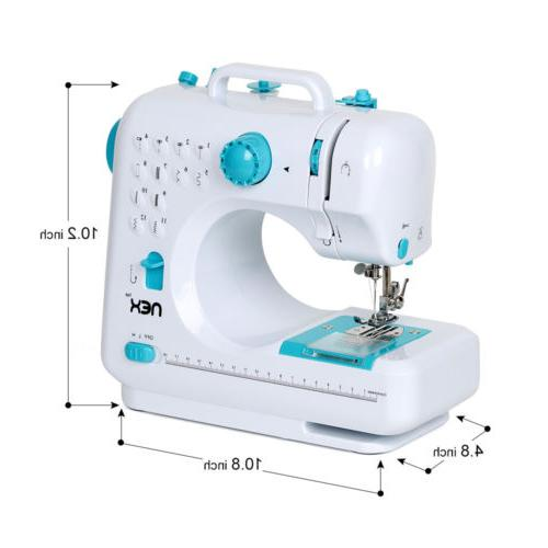 With Built-In Free-Arm Sewing NEX Mini BSM505B