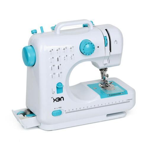 Free-Arm Sewing Machine Blue NEX BSM505B