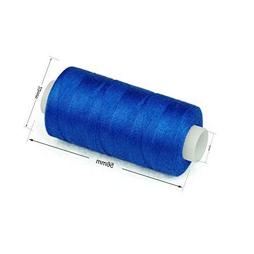 Simthread 20 Multi Colors 100% Thread 50s/3 - Yards