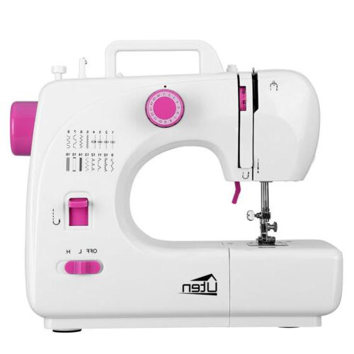 16 Stitch Overlock Portable Machine Speed Thread
