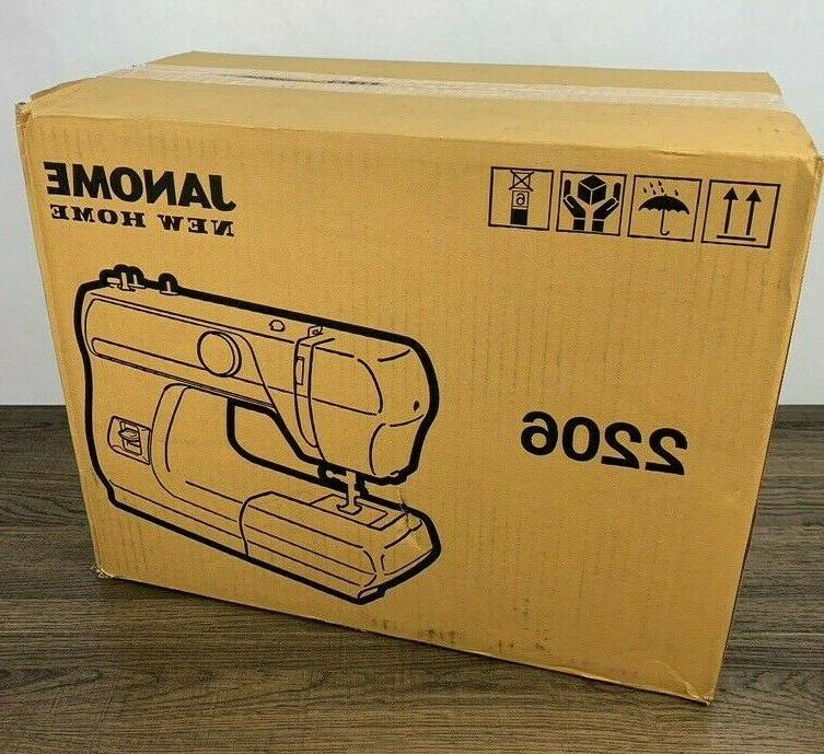 2206 sewing machine new in box fast
