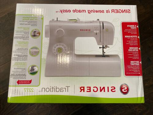 2277 tradition sewing machine