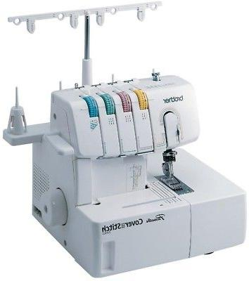 Brother Cover, Advanced Serger, Dial Foot Pressure