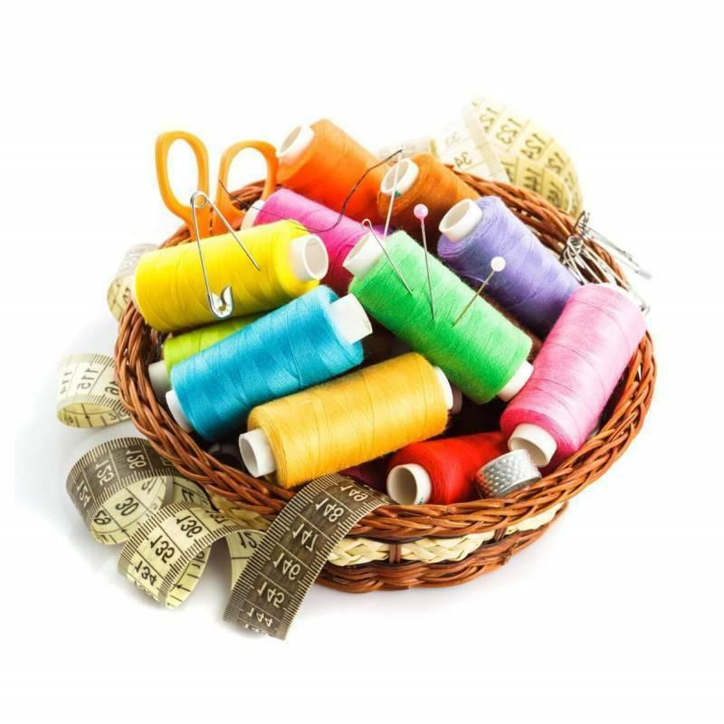 30Colors 250Yards Sewing Thread Machine Line