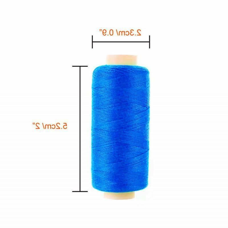 30Colors Thread Spools For Sewing Machine
