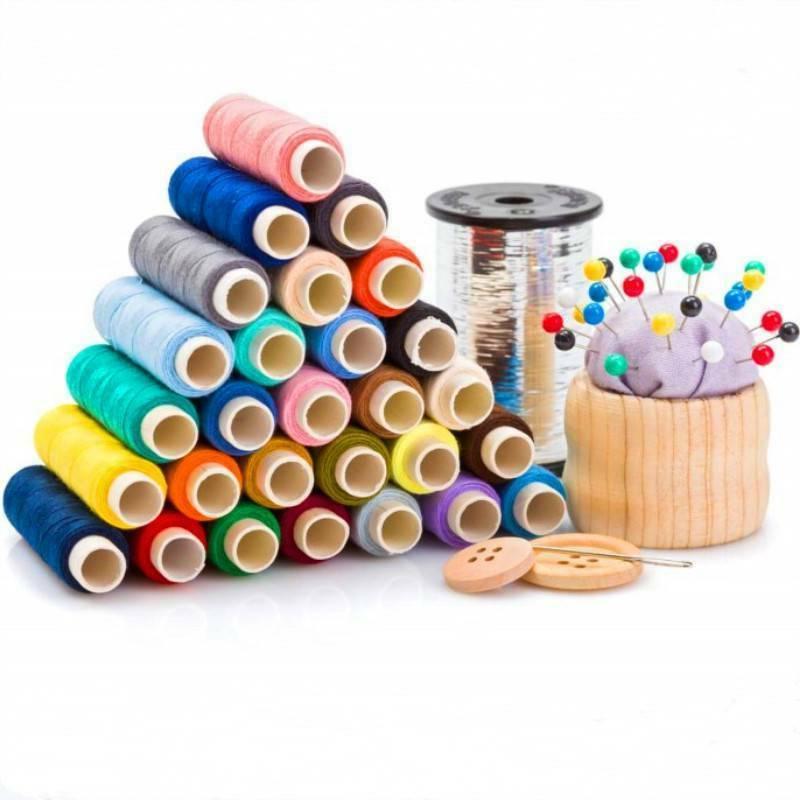 30Colors Thread Machine Line Tool
