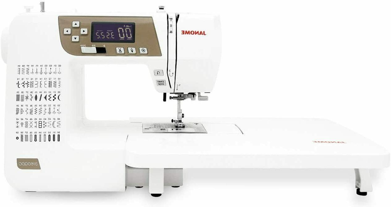 Janome Sewing NEW 2020