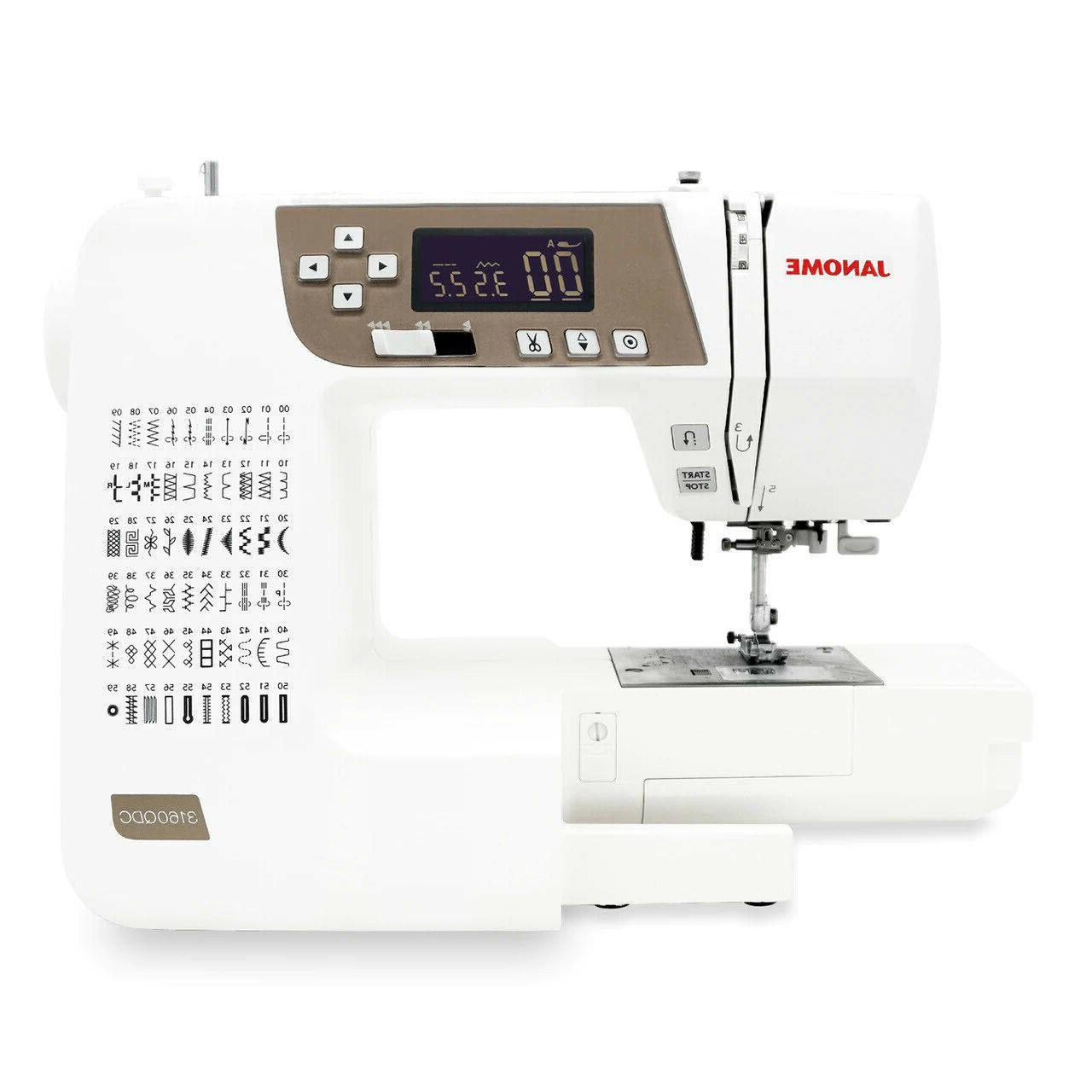 Janome 3160 Computerized Sewing Machine Brand NEW