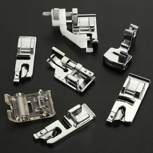 32pcs/Set Domestic Presser Foot Feet for Brother Singer