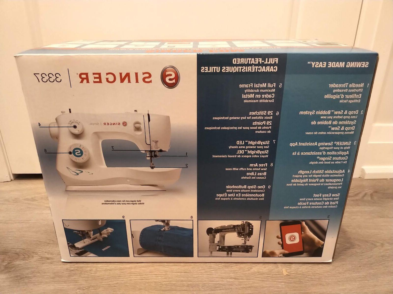 Singer Stitch Sewing New