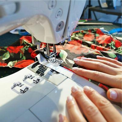 3Pcs/Set Sewing Machine Foot Presser Feet For Singer