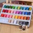 40 Color Sewing Machine Embroidery Polyester Thread for Brot